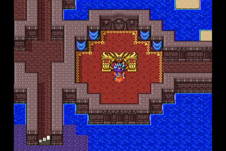 ドラクエ1 プレイ日記05「悪魔の化身・竜王」