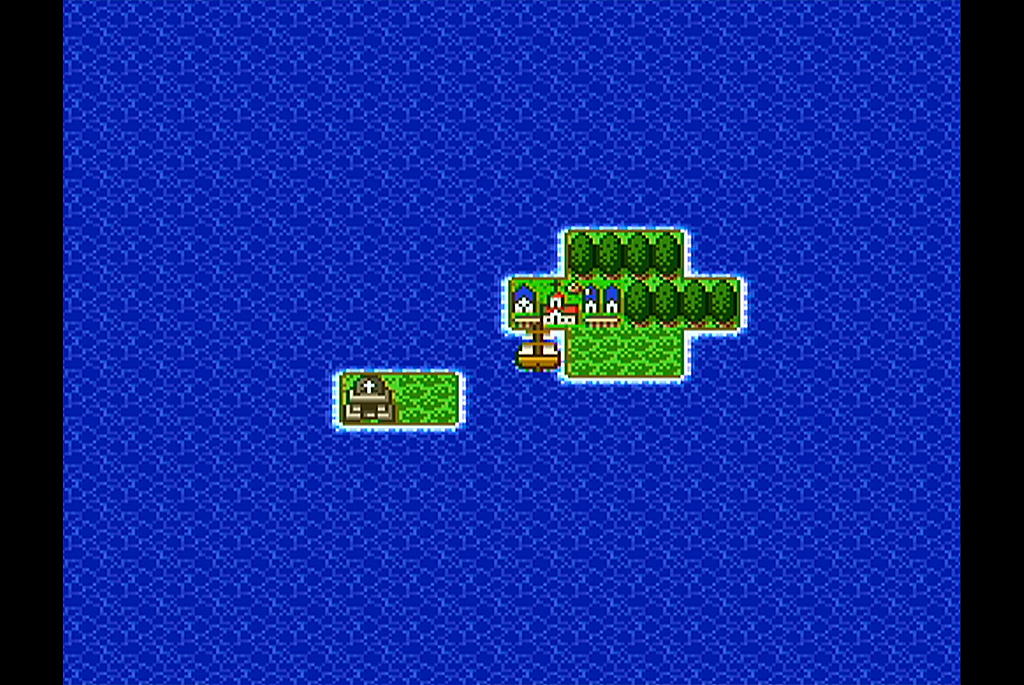 小さな島の漁師町・ザハン