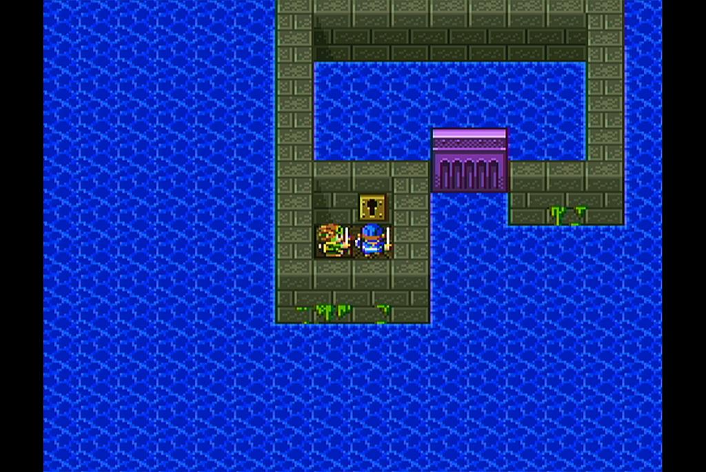 ドラクエ2 プレイ日記07「水門の鍵が誘う満月」
