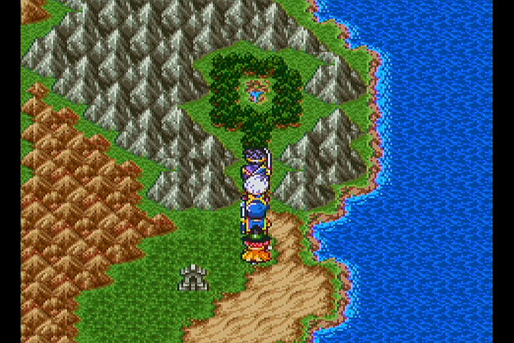 ドラクエ3 プレイ日記02「魔法の玉で新大陸へ」