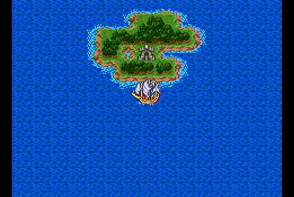最果ての島・ルザミ