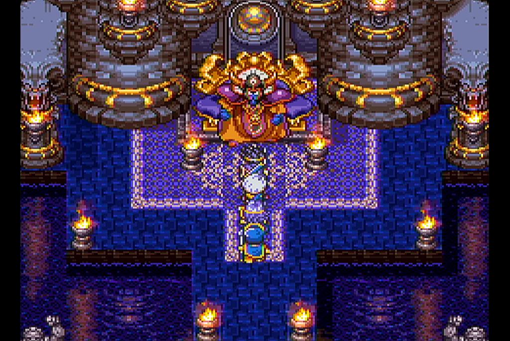 ドラクエ3 プレイ日記18「大魔王ゾーマ」