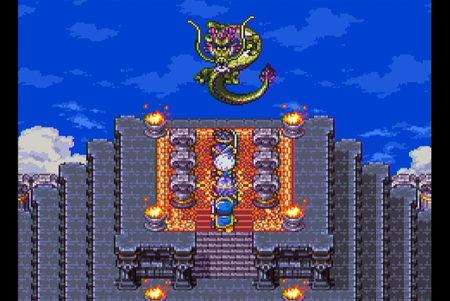 ドラクエ3 プレイ日記19「神竜への願い事」