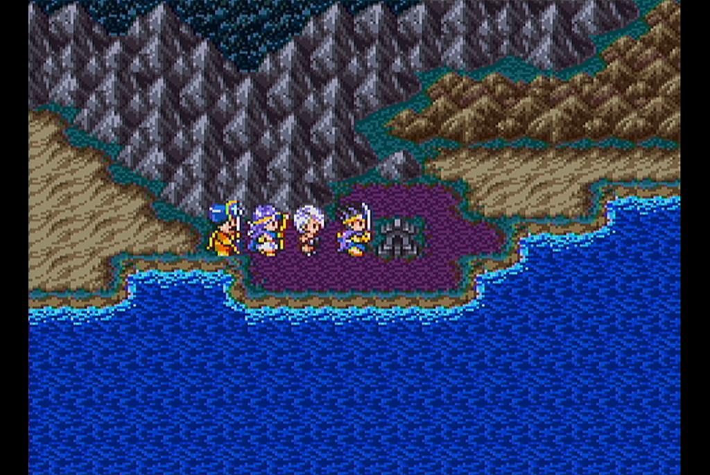 魔法のビキニで終盤はセクシーだった盗賊