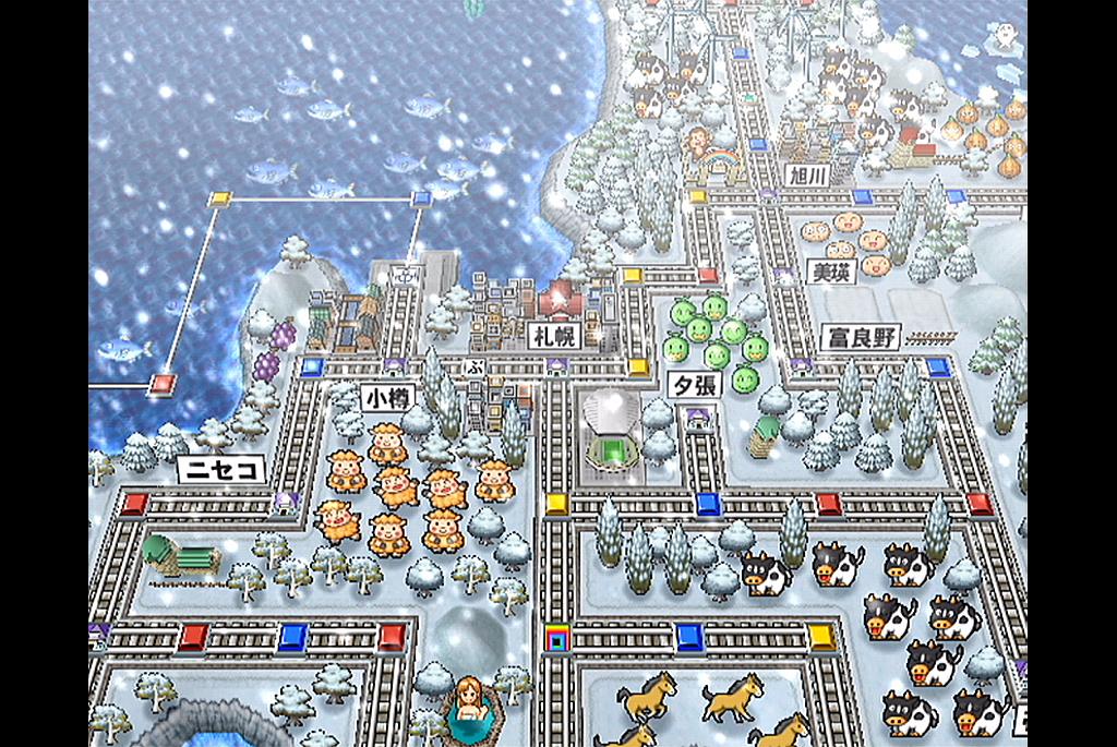 北海道は記録的な寒波に…