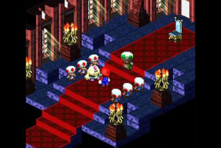 スーパーマリオRPG プレイ日記03「泣き虫王子のマロ」