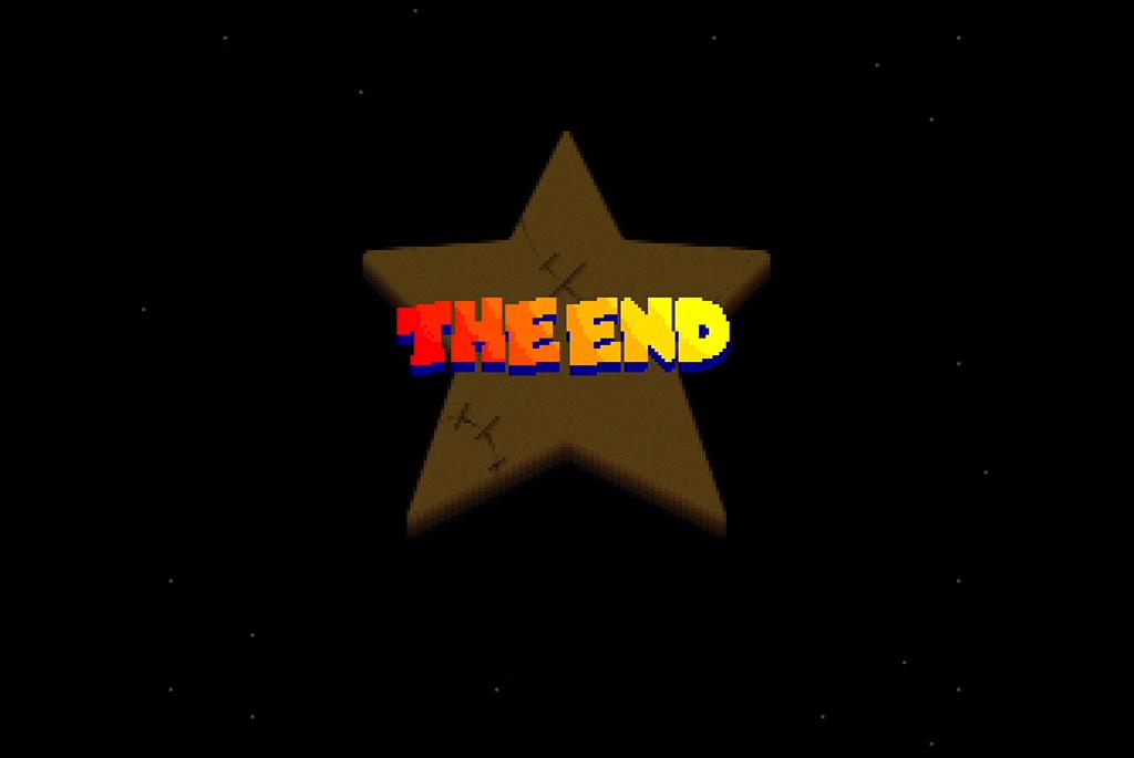 スーパーマリオRPG終了!