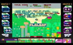 ファンタジーゾーン プレイ日記04「プレイ後の感想」