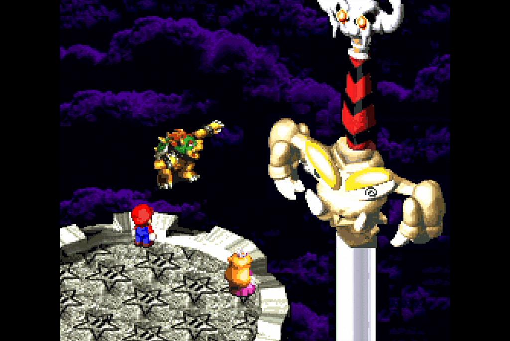スーパーマリオRPG プレイ日記11「奪還!クッパ城」